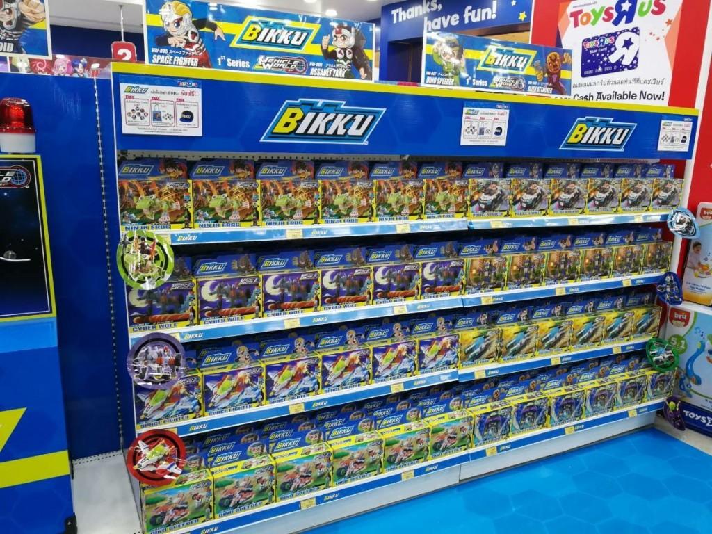 BIKKU VEHICLE WORLD 第1弾 タイにて販売開始!