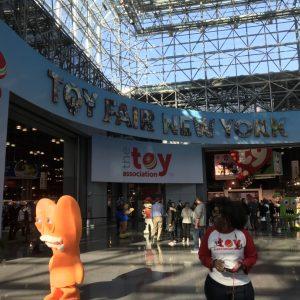 ニューヨークトイフェア開幕しました。